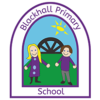 Blackhall Primary School logo