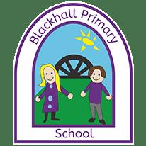 Blackhall Primary School logo
